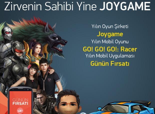 Webrazzi'den Joygame'e 3 Ayrı Ödül!