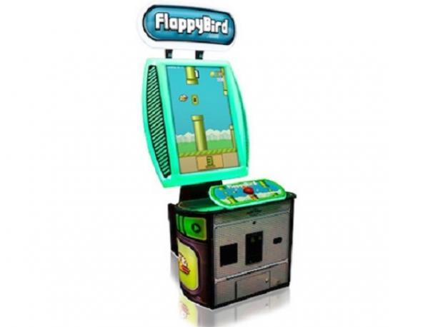 Flappy Bird Arcade'e Geliyor