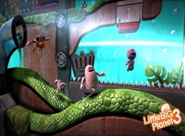 LittleBigPlanet 3 İçin Yeni Bir Güncelleme Geliyor