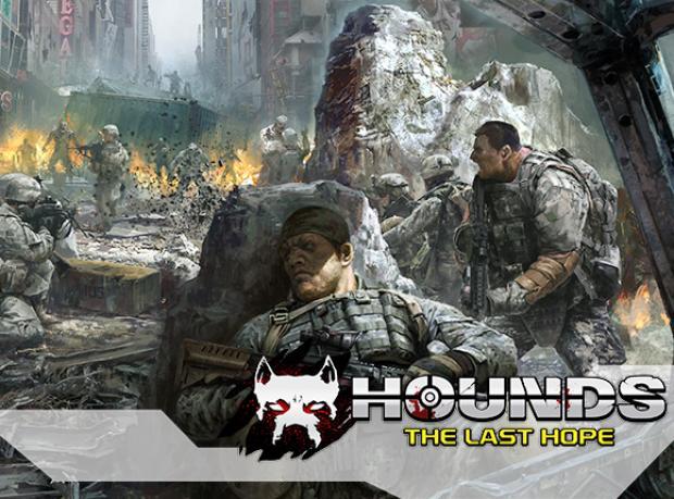 Hounds'tan İlk Görüntüler