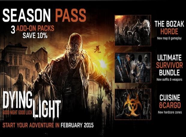 Dying Light'ın Season Pass İçerikleri Açıklandı