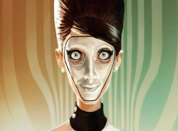 Retro-Futurism Temalı We Happy Few