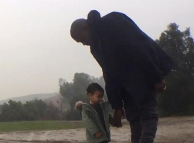 Yeni Video: Kanye West