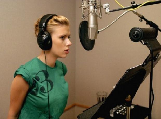Scarlett Johansson Grup Kurdu
