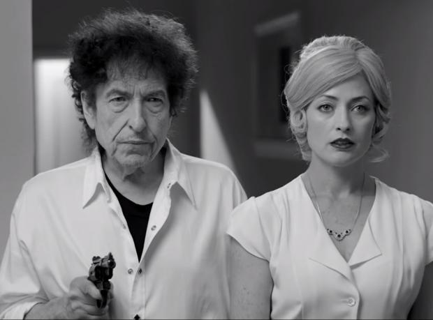 Bob Dylan'dan Efsane Klip!