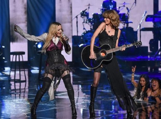 Canlı Performans: Madonna