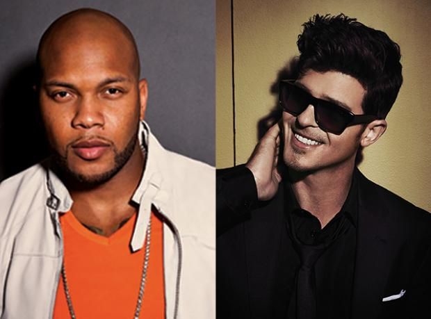 Yeni Single: Flo Rida feat. Robin Thicke