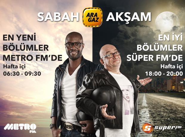Ara Gaz Süper FM'de!