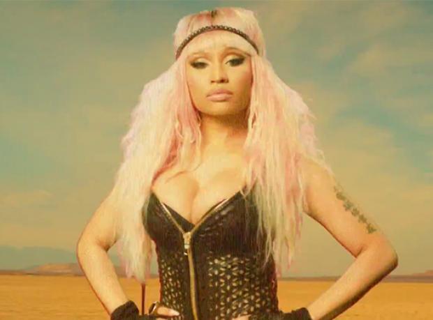 Yeni Video: David Guetta feat. Nicki Minaj