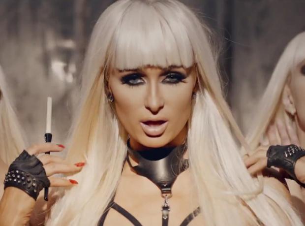 Yeni Video: Paris Hilton