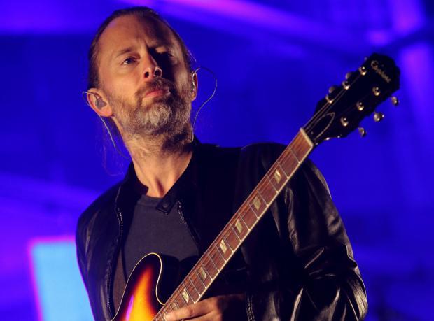 Thom Yorke'tan Bitmeyen Şarkı