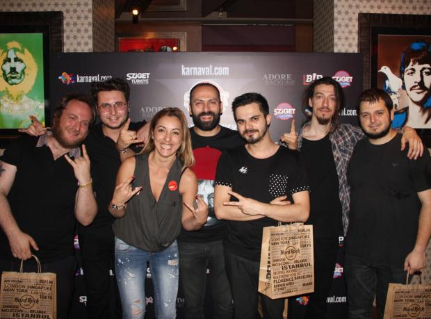 Karnaval.com Sziget Talent Turkey Kazananı Belli Oldu