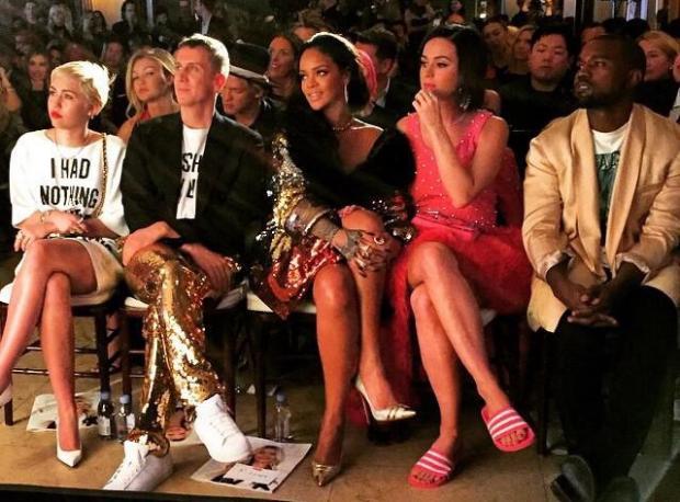 'Prensesler'e Kanye West Eşlik Etti