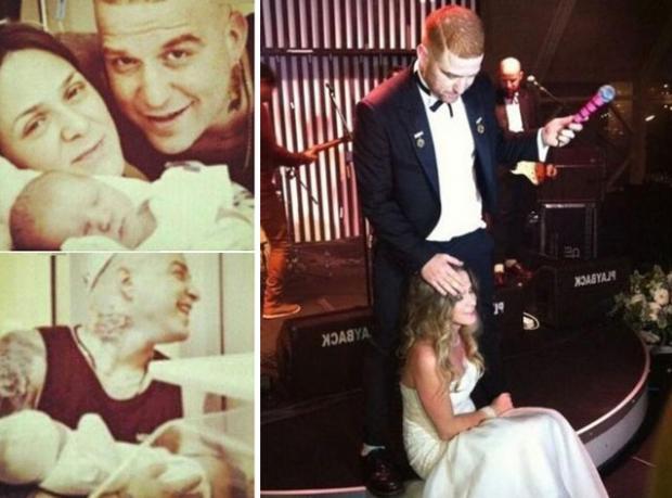 Bir Düğünde Bir de Bebek Olunca