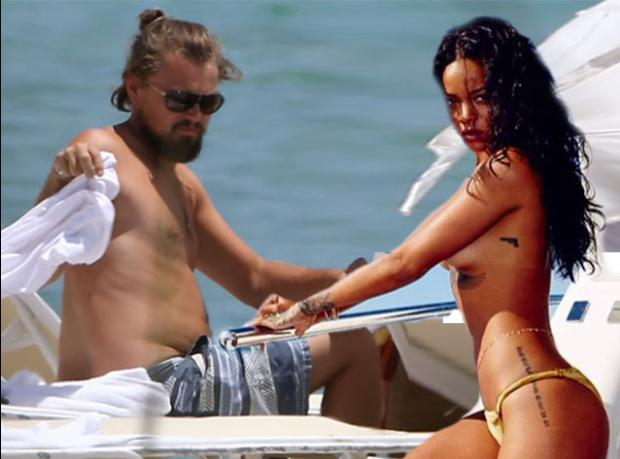 Rihanna'dan DiCaprio'ya Ültimatom!