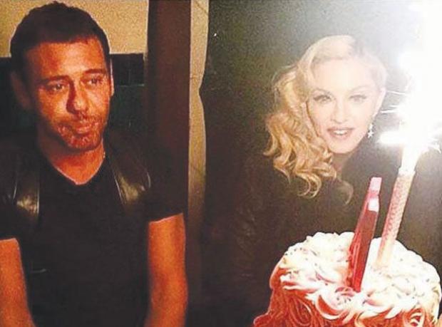 Madonna'dan Alaş'a Sürpriz