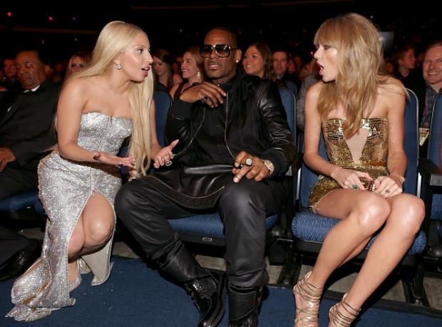 Gaga'dan Taylor'a: