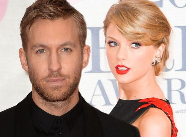 Calvin Harris ve Taylor Swift El Ele