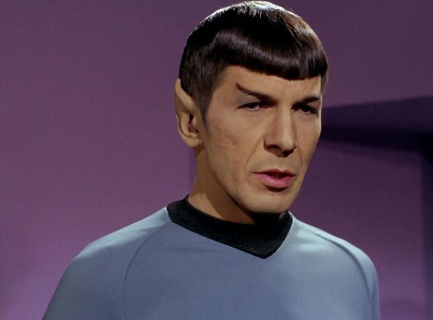 Mr Spock Hayata Veda Etti