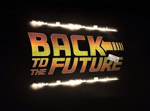 LEGO'larla Geleceğe Dönüş