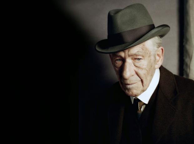 Ian McKellen'lı Holmes'dan İlk Fragman Geldi!