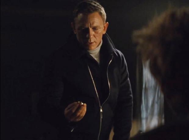 Huzurlarınızda Yeni James Bond Fragmanı!