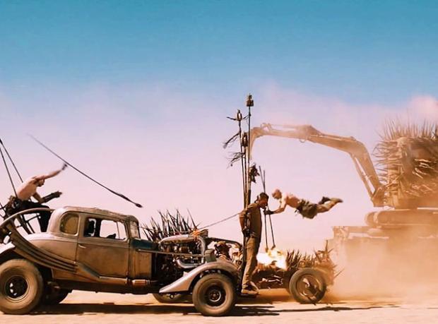 Mad Max'den Çılgın Fragman!