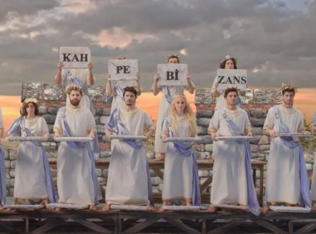 Kahpe Bizans 2'den İlk Video