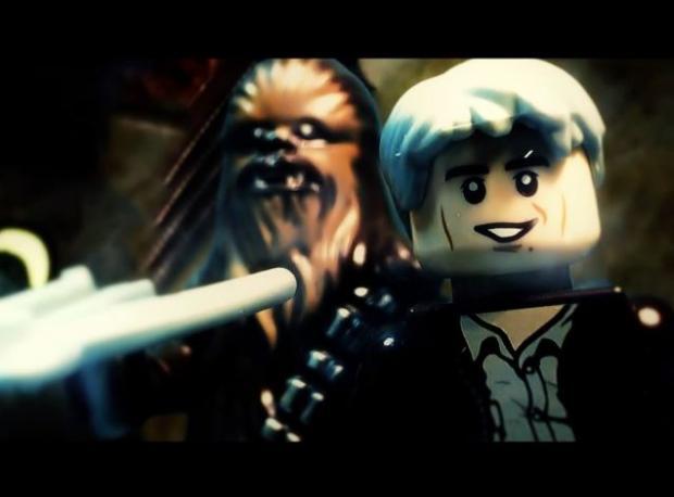 Lego'dan Star Wars Teaser'ı