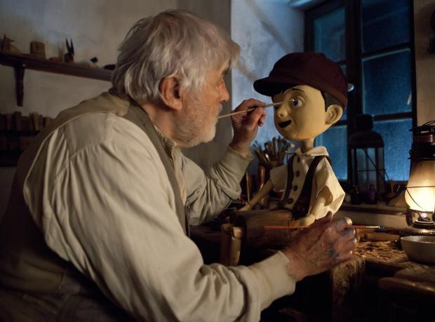 Pinokyo Yeniden Beyaz Perdede