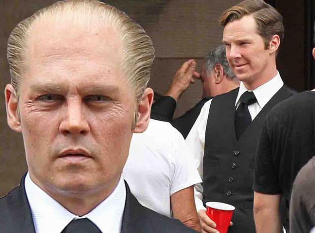 Johnny Depp Kışkırtıyor!