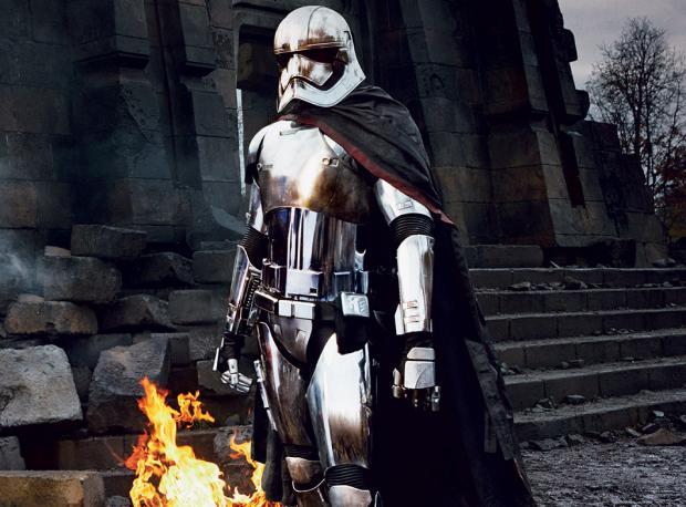 Star Wars Oyuncularından Çok Özel Fotoğraflar