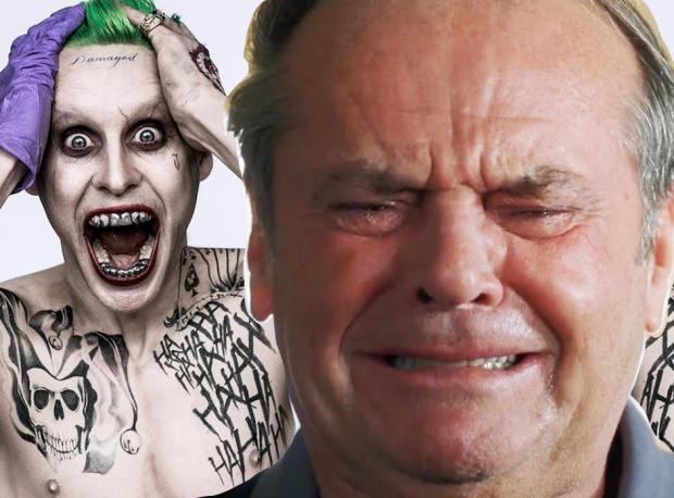 Jack Nicholson'ın Yeni Joker'e Tepkisi!