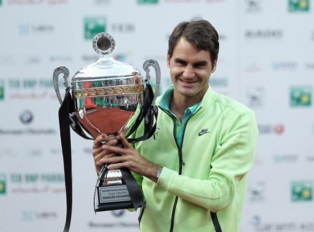 İstanbul'un Kralı Federer!