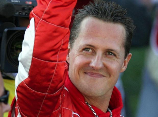 Schumacher'den İyi Haber