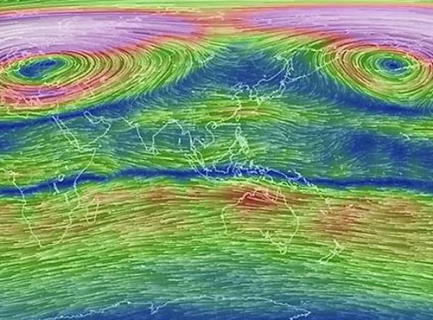 Hava Haritasında Tanıdık Bir Yüz