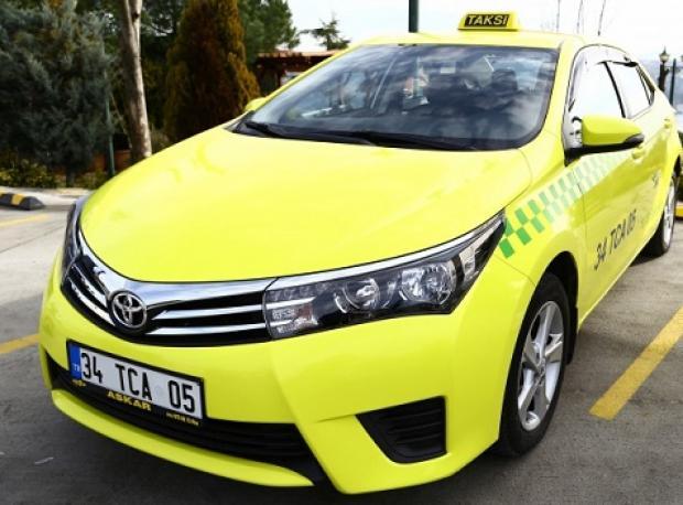 İlk Yerli Malı Elektrikli Taksi