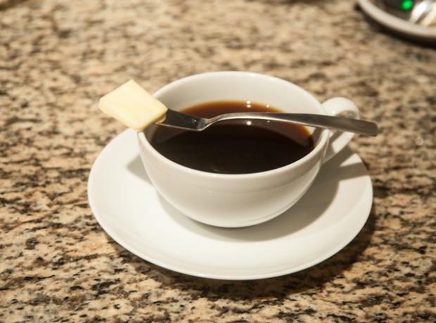 Kahvenize Tereyağı Atar mısınız?