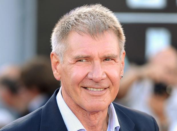 Harrison Ford'un Uçağı Düştü!
