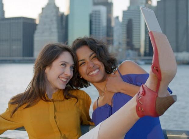 İşte Selfie Ayakkabısı