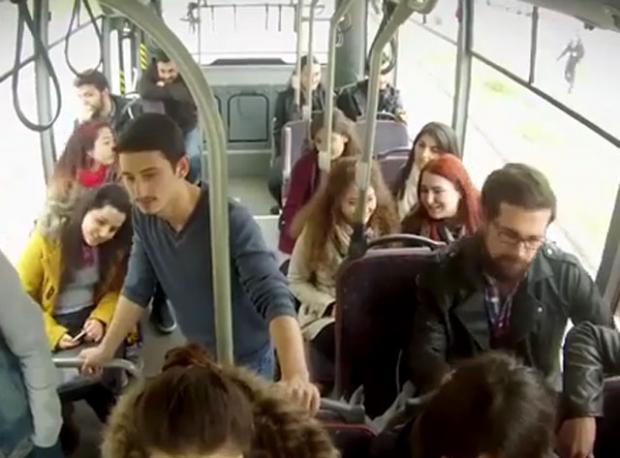 Türkiye'nin En Eğlenceli Otobüsü!