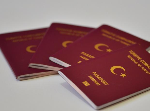 En Pahalı Pasaport Bizde