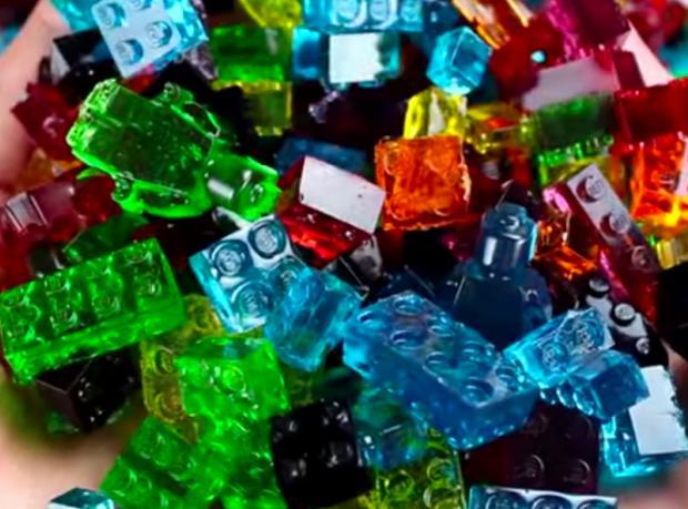 Evde LEGO Jelibonu Yapmak!