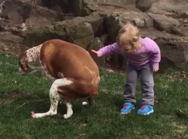 'Aferin Benim Kızıma!'