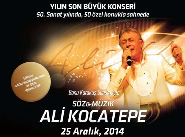 Ali Kocatepe / 25 Aralık 2014