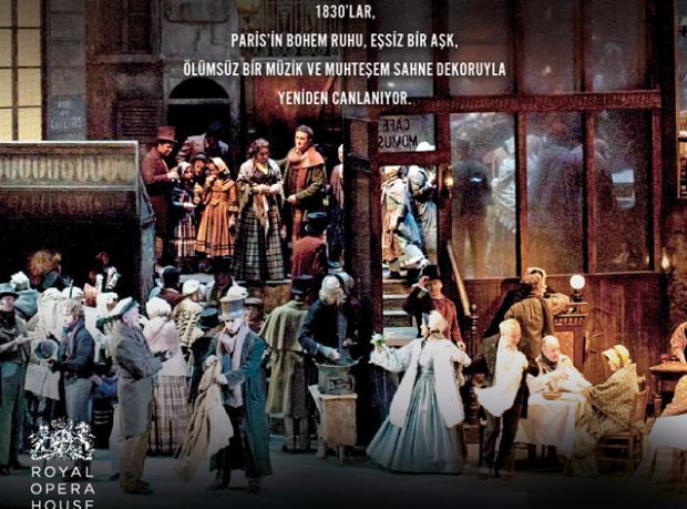 La Boheme / 18-24 Ocak 2015