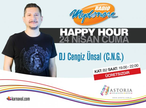 Happy Hour / 24 Nisan 2015