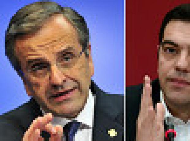 Yunanistan seçimleri: Syriza açık ara önde