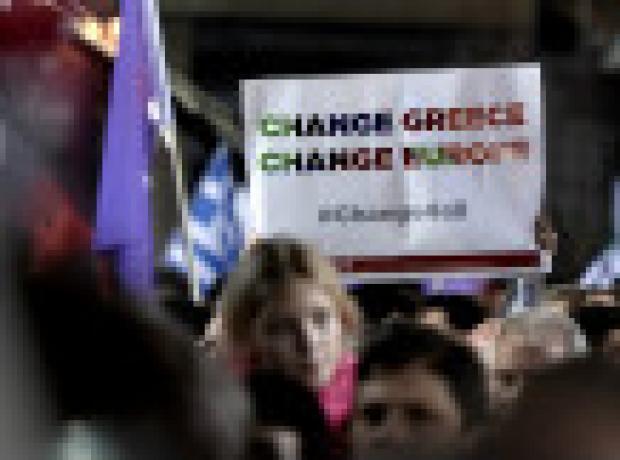 Guardian: Berlin'e karşı Yunan halkının zaferi