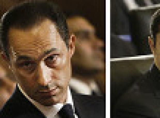 Mısır: Hüsnü Mübarek'in oğulları serbest bırakıldı